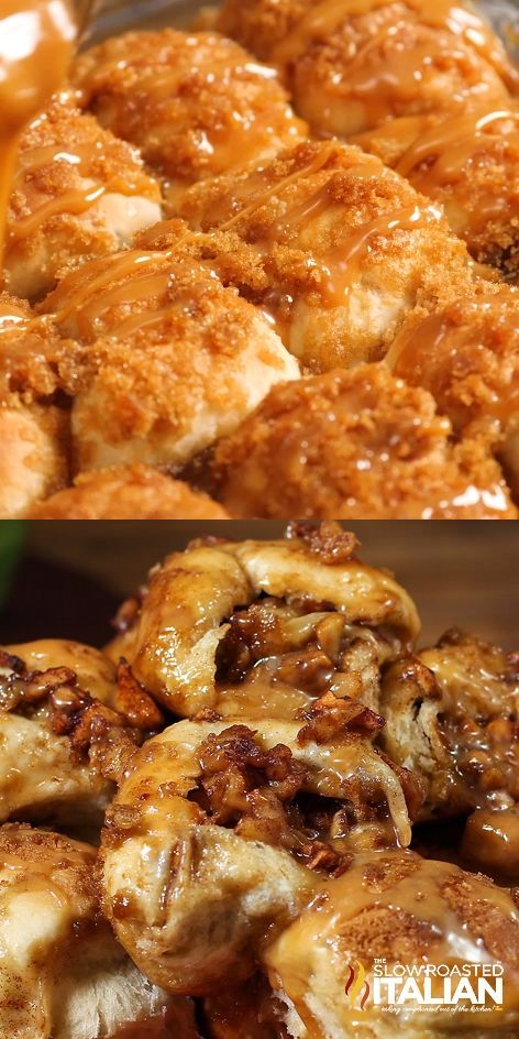 Crazy Caramel Apple Pie Bombs - #Apple #Bombs #Caramel #Crazy #Pie