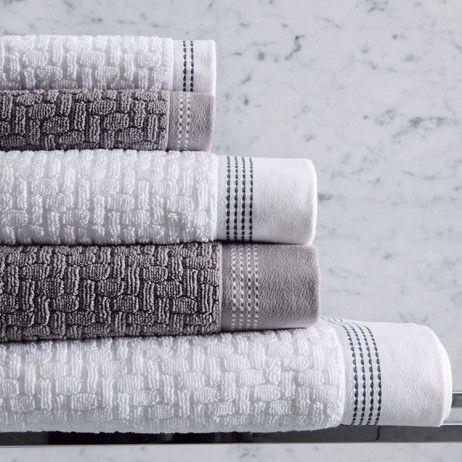 Couture Bath Towels By Le Jacquard Francais Towel Bath Towels