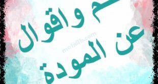 اقوال وحكم عن المحبة بين الناس موقع مفيد لك Arabic Calligraphy Calligraphy