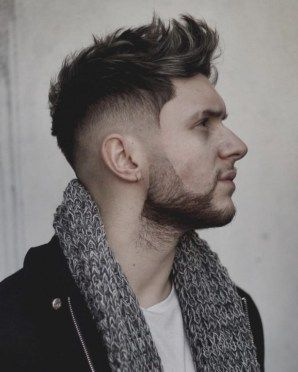 Frisur Ohne Ubergang Mens Hairstyles Fohawk Haircut Cool Hairstyles For Men