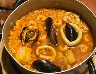 Cómo Hacer Paella De Marisco Paso A Paso Comedera Com Receta Paella De Mariscos Como Hacer Paella Arroz Con Mariscos