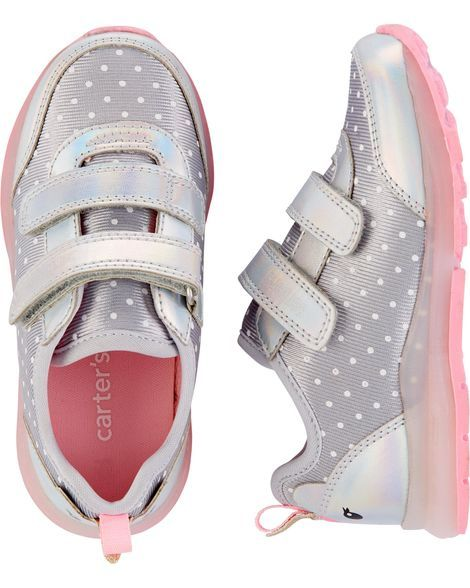 Light up sneakers, Girls shoes, Toddler