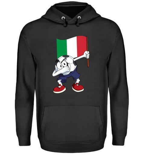 Italy Dabbing Soccer Ball | Unisex Hoodie - In vielen Größen vorrätig ✓ Jetzt Unisex Hoodie Italy Dabbing Soccer Ball online bestellen ✓ schneller Versand! ✓ günstige Preise! ✓ Basic T-Shirt - viele Größen vorrätig schneller Versand! ✓ günstige Preise! ✓ #Italien #Fussball #Fussballshirt #T-shirt #football #Soccer #Fussballspieler #WorldCup #Weltmeister #Sport #Shirt #Shirts #Nationalmannschaft #Geschenk #Geschenke #Überraschung #Fanartikel #Geburtstagsgeschenk #Fashion #Hipster #Champion #Italy