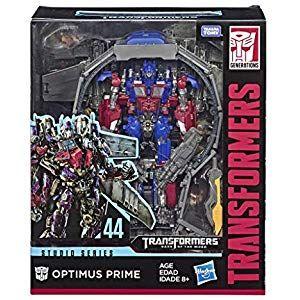 Transformers E4522es0 Tra Gen Studio Series Leader Tf3 Optimus Multicolour Spielzeug Spielfiguren Fahrzeug Optimus Prime Transformers Toys Optimus Prime Toy