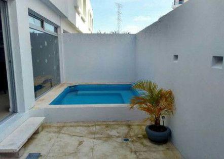 63 Ideas Garden Small Pool Decks Small Swimming Pools Swimming Pool Landscaping Swimming Pool Designs