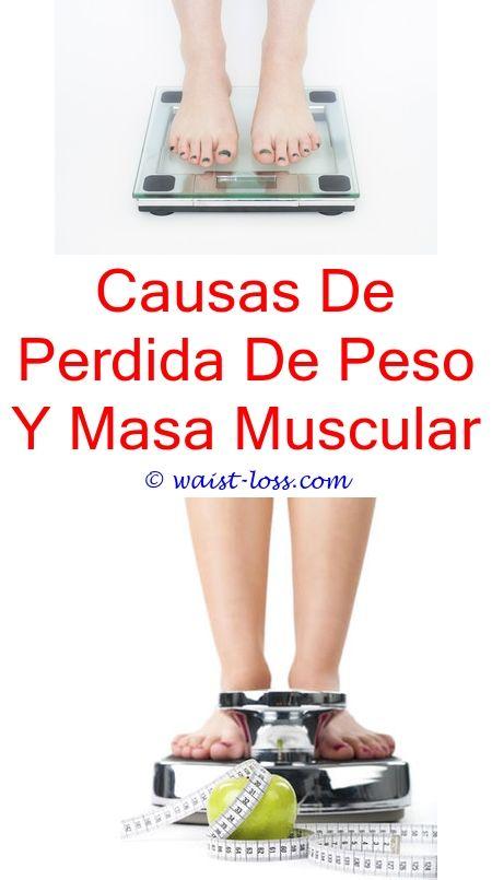 Perdida de masa muscular sin perdida de peso