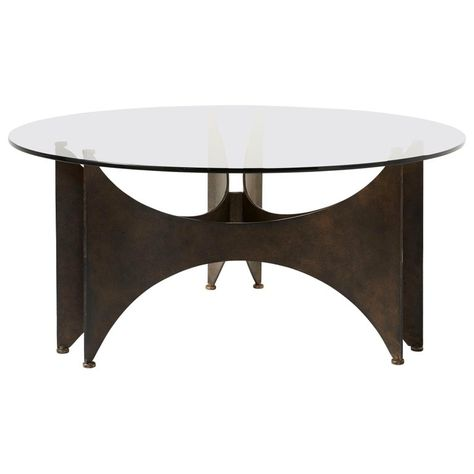 Schumacher Coffee Tail Table