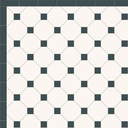 Wonderful 12 X 24 Ceramic Tile Tall 12X12 Tiles For Kitchen Backsplash Rectangular 12X12 Tin Ceiling Tiles 12X12 Vinyl Floor Tile Young 12X12 Vinyl Floor Tiles Purple12X24 Ceiling Tile London Mosaic Victorian Tile Design: Octagon 100   Monochrome ..