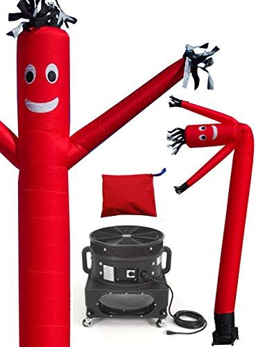Inflatable Air Dancer Advertising Sky Tall Guy Dancing Puppet Wacky Tube Man New Guy Dancing Inflatable Dancer