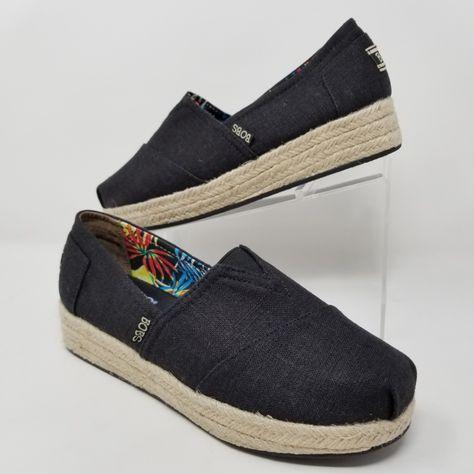 Skechers Bob S Women S Memory Foam Shoes Black Nwt Skechers Bobs