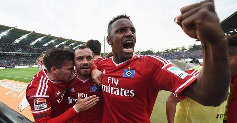 Focus.de -     Relegation im Live-Ticker    : HSV bleibt in der Bundesliga! KSC sauer auf Schiri: Zum Kotzen! - Bundesliga