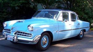 1954 Studebaker Commander Sedan Classic Studebaker Cars Hard To
