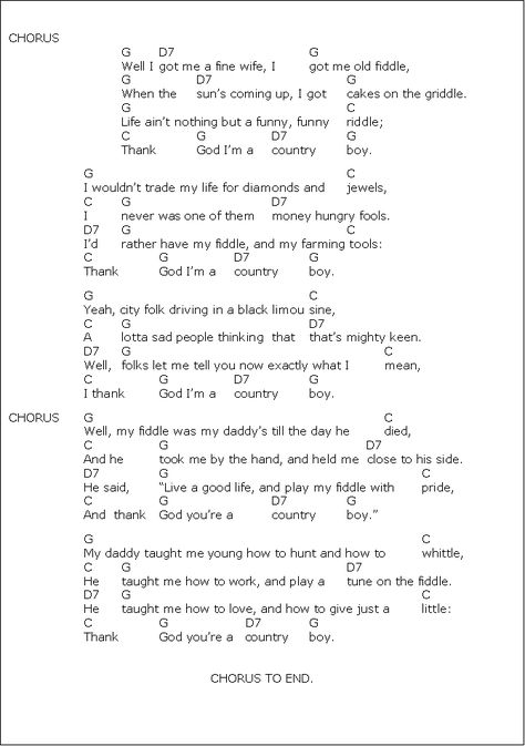 Bluegrass Song Rocky Top Tennessee Lyrics And Chords How To Play