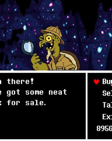 Gerson Gerson Undertale The Old Days