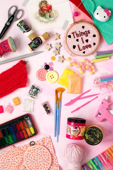 10 Of The Best Tips For New Crafter Types Of Craft Crafts Handmade Crafts