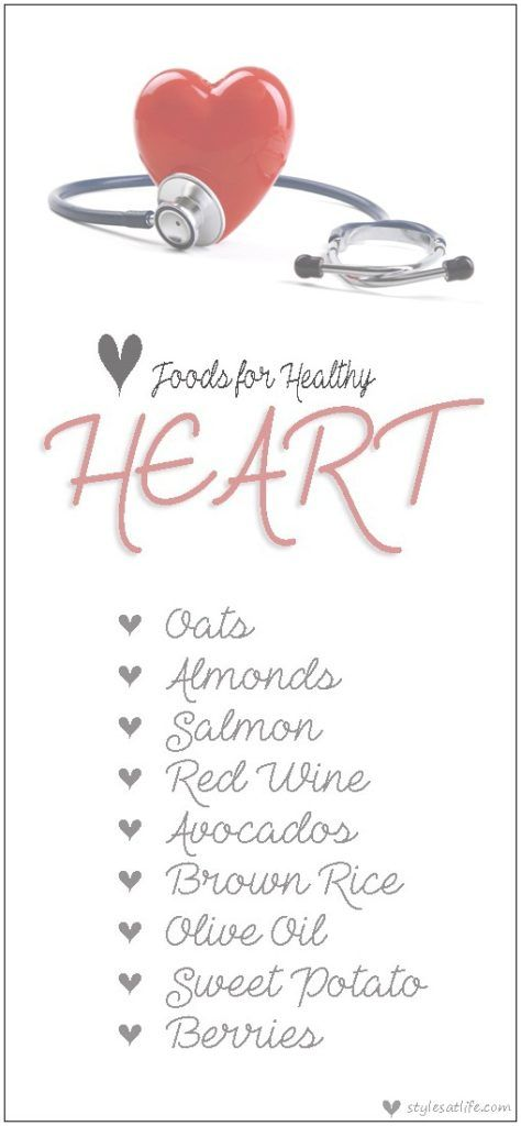 9 Good Foods For Healthy Heart A Diet Chart For Heart Attack Patients Diet Chart Healthy Advice Heart Healthy