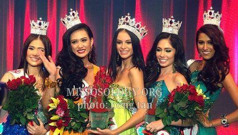 Valerie Weigmann Crowned Miss World Philippines 2014