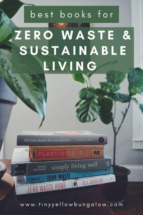 Zero Waste & Sustainability Books