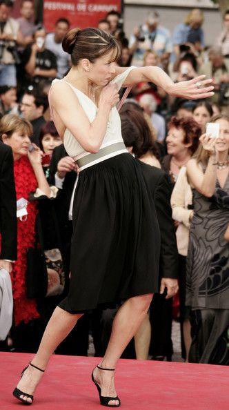 Sophie Marceau Photos Photos - Cannes Celebrities - Zimbio