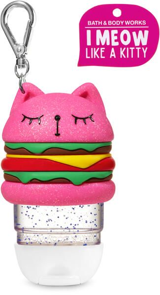 Pair Your Bath And Body Works Hand Sanitizers With Cute Holders