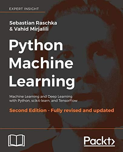 PDF] download Python Machine Learning: Machine Learning and
