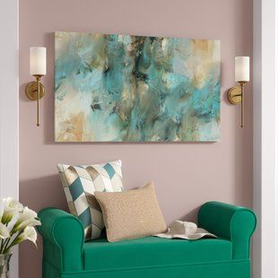 Abstract Wall Art You Ll Love Wayfair Painting Frames Abstract Wall Art Giclee Abstract