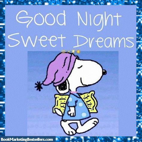 Snoopy on Sweet Dreams – Book Marketing Bestsellers