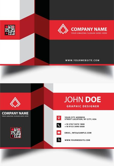 What Are Some Of The Best Business Card Designs Visiting Card