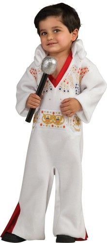 Rock and Roll ... Cute Costume For Kids Elvis Infant / Toddler Halloween Costume