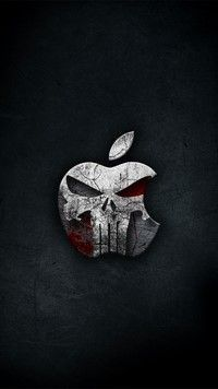 The Punisher Iphone 7 Wallpapers Iphone 7 Wallpapers Iphone Wallpaper Iphone