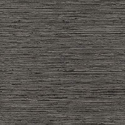 Roommates Grasscloth Grey Peel And Stick Wallpaper Amazon Com Grasscloth Wallpaper Grasscloth Peel And Stick Wallpaper
