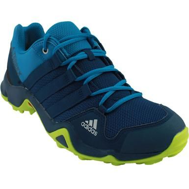adidas lime green and blue scarpe