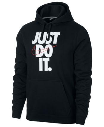 On Sale: Nike Sportswear Just Do It Pullover Hoodies