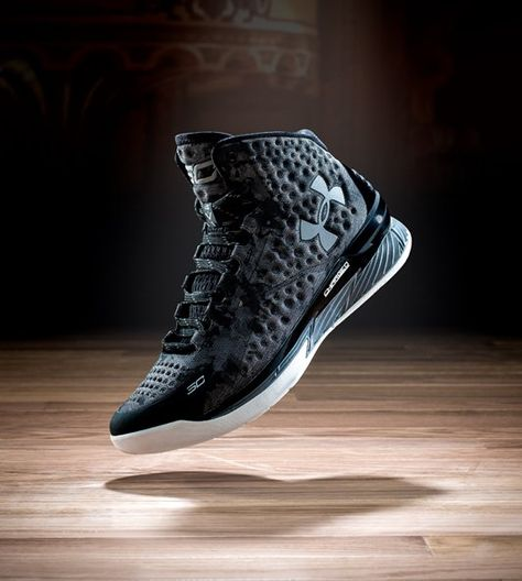 4ea2bdf5bcdd Prepare for a worldwide  Blackout . This Under Armour Charged Foam Curry 1  dropped today.