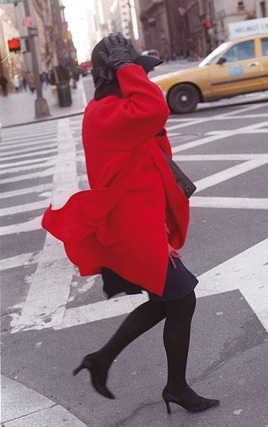 Octogenarian New York Times photographer Bill Cunningham has been snapping stylish dressers for the past half century.