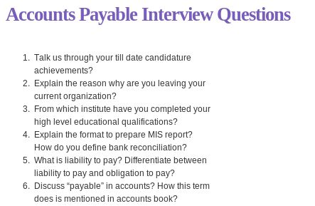 Account Payable Receivable Resume Sample,CV Template -   - accounts payable resumes