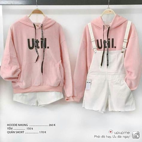 The Best Examples for Korean Street Fashion Teen Fashion Outfits, Mode Outfits, Kawaii Fashion, Cute Fashion, Pastel Fashion, Fashion Photo, Style Fashion, Cute Casual Outfits, Pretty Outfits