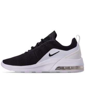low priced 5124d 2eb82 Nike Women s Air Max Motion 2 Casual Sneakers from Finish Line - Black 7.5