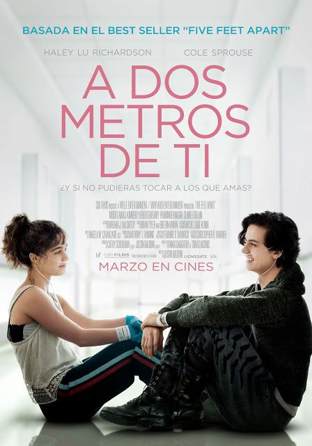 Mira El Trailer Final De A Dos Metros De Ti Películas Completas Gratis Peliculas De Romance Nombres De Peliculas
