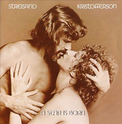 Barbra Streisand Kris Kristopherson A Star Is Born Ost With