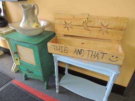 Open Hands Seed Project, Boaz, WV. A store of upcycled imagination! 304-916-0326; http://on.fb.me/QyNp6o