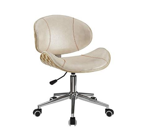 Computer Office Furniture Synthetic Leather Modern Office Swivel Chair With Armrest Ergonomic Chair Best Office Chair Ergonomic Office Chair