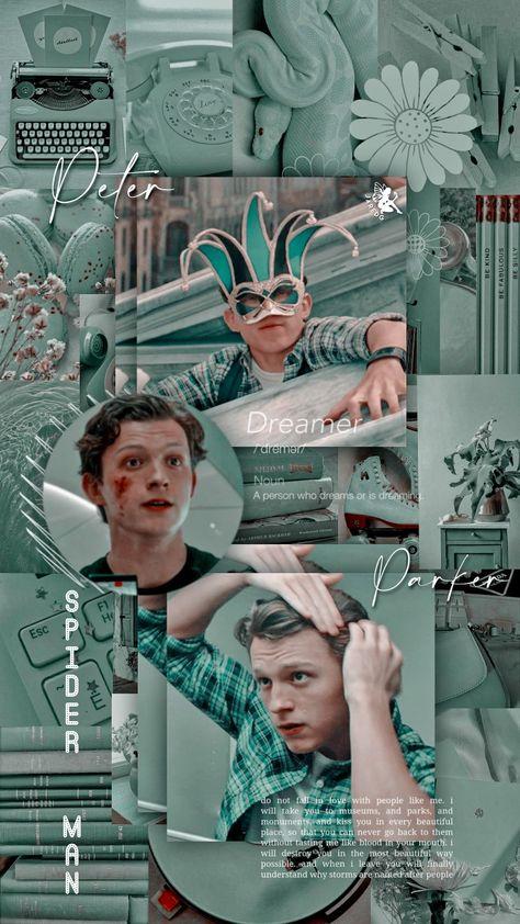 ꒲🦋◦ཾ➳⃯   Edit Peter Parker