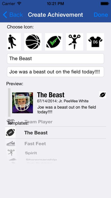 Check Out This Cool New Sports Coach Parent Communication App It