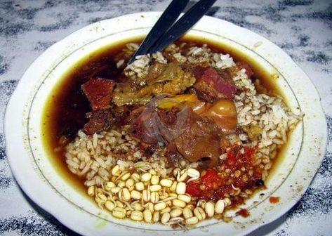 Resep Masakan Rawon Nguling Asli Probolinggo Jawa Timur Resep