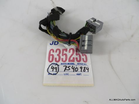67e31e8f0d9fd0fee5f1eb36cae4aeab 2002 2008 mini cooper s automatic transmission module egs wire 49 Mini Cooper Transmission Wiring Harness at bakdesigns.co