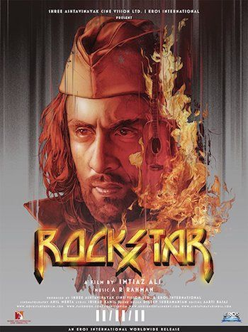 Rockstar 2011 Hindi 480p WEB-DL 450MB  Full Movie Download