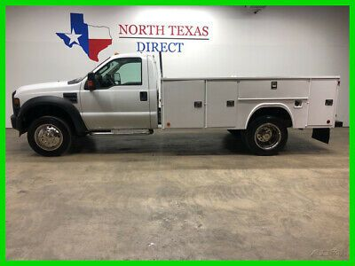 2002 Ford F250 4x4 Gas Hog 4 Door Crew Cab V10 Engine Was Anemic
