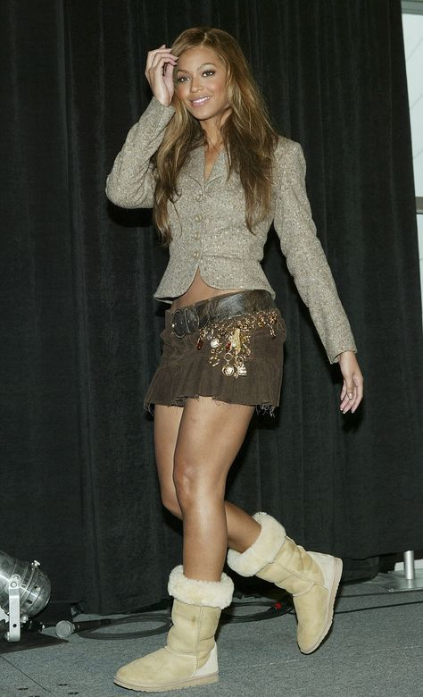 Wearing short skirts and Uggs. 25 Things All Girls Are Secretly Ashamed They Did