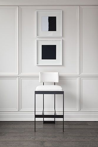 Panelling Black White Powell And Bonnell